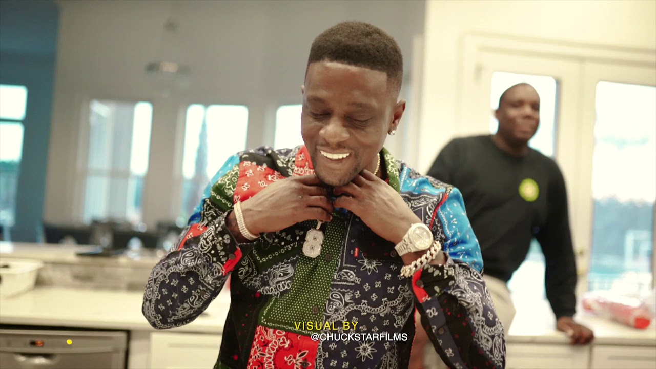 Tootie pranks his dad Boosie BadAzz MyTub.uz