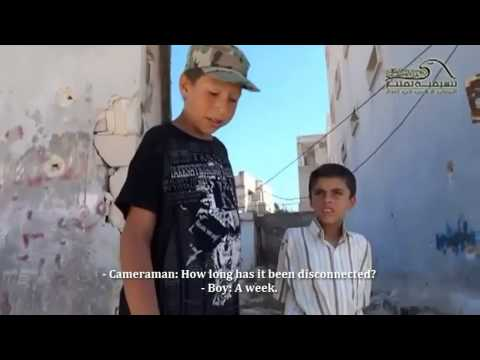 Evidence of suffering across Syria