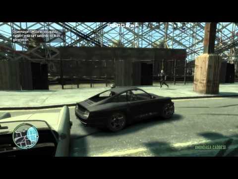 GTA IV Araba Parçalama Hasar Modellemesi Bölüm 2