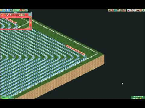 Longest rollercoaster in RollerCoaster Tycoon ever: 210 days