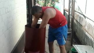 видео Корморезка своими руками