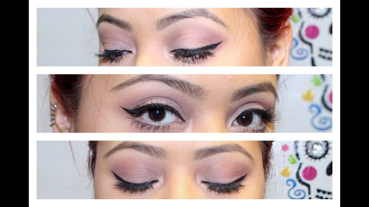 Taupe Eyeshadow Makeup Tutorial Youtube