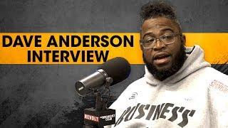 Dave Anderson Discusses The 'Black Boys Win' Initiative, Entrepreneurship + More