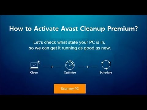 Download & Activate Avast Cleanup Premium 🅽🅴🆆 With License Key 2019 2020 !