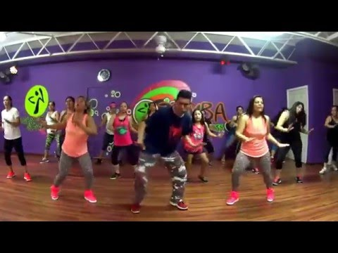 MI CUCU (REMIX) - SONORA DINAMITA FT DJ EXPLOW (ZUMBA) BY ANAKIN