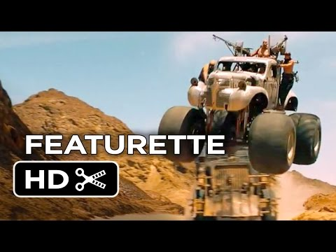 Mad Max: Fury Road Featurette - Vehicles (2015) - Tom Hardy Movie HD