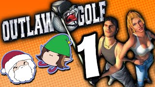 Outlaw Golf 9 Holes of X-mas: Rough Situation - PART 1 - Game Grumps