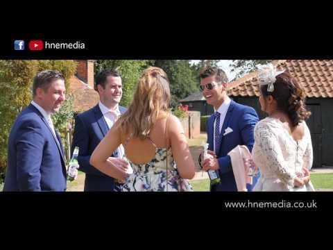 Blake Hall Wedding - Amy & Rob - Highlights