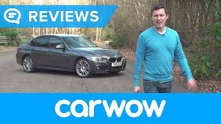 BMW 3 Series Saloon 2018 review | Mat Watson Reviews