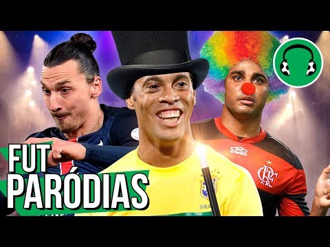 ♫ O CIRCO DO FUTEBOL | Paródia Pode Se Soltar - Jerry Smith thumbnail