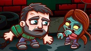 ВЫЖИВАНИЕ в городе с ЗОМБИ Побег из города в мультик игре для детей THE LAST SURVIVORS #1 МУЛЬТ ИГРА