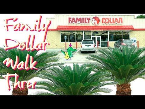 FAMILY DOLLAR  | WEEKLY WALK THRU