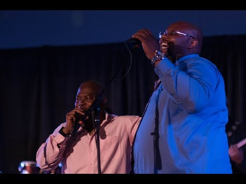 It's Over- Moses Jones Band Feat Gary Moore, Veronica Gallegos & Tony Exum Jr.  [Live]