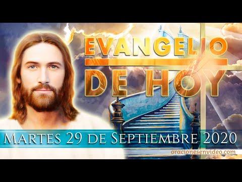 Evangelio De HOY. Martes 29 De Septiembre 2020