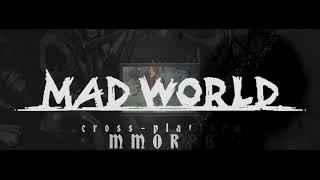 Mad World HTML5 MMORPG - Mood Teaser