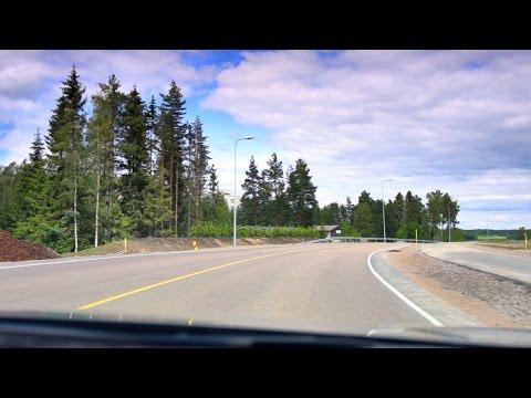 Road trip - Finland, Loviisa - Kotka - Hamina