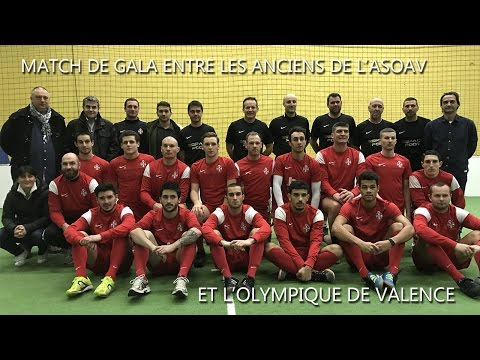 Match de gala ASOAV vs OV 13 01 2017