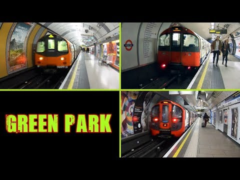Green Park Tube Station | London Underground