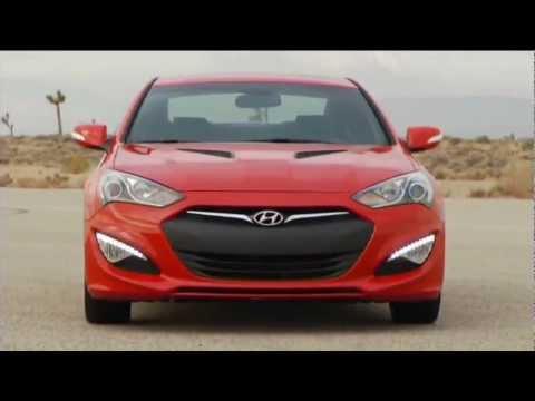 La Nueva Hyundai Genesis Coupe llego a la Argentina VisionMotor