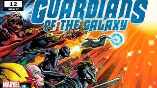 Стражи Галактики №12. Комикс 2019. Guardians of the Galaxy #12. Comics 2019.
