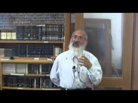 תלמוד ירושלמי ותלמוד בבלי- הרב אבינר
