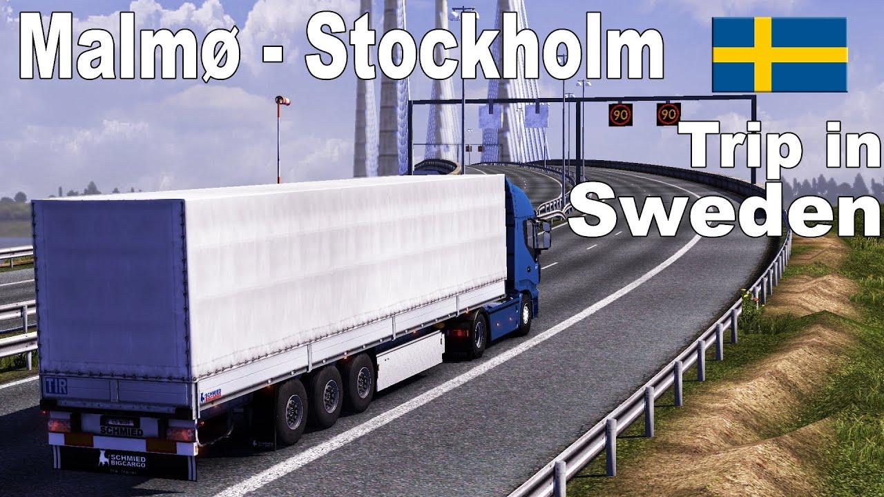 euro truck simulator 2 patch 1 promods 1 6 trip. Black Bedroom Furniture Sets. Home Design Ideas