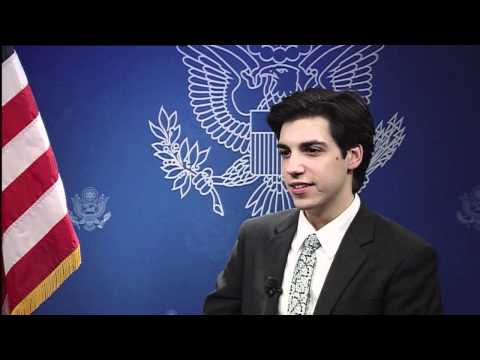 Interviews with Interns working at the U.S. Embassy to Belgium and the U.S. Mission to the EU