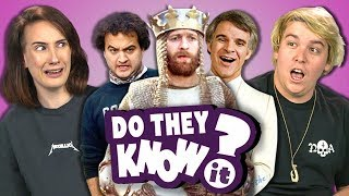 DO COLLEGE KIDS KNOW 70s COMEDY MOVIES? (REACT: Do They Know It?)