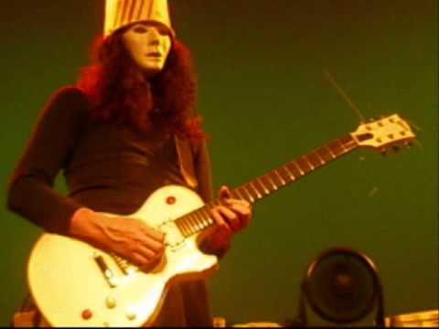 Buckethead at the Orpheum Theater, Flagstaff, Arizona.