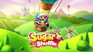SUGAR SHUFFLE Gameplay New OFFLINE Android Casual Games 2019