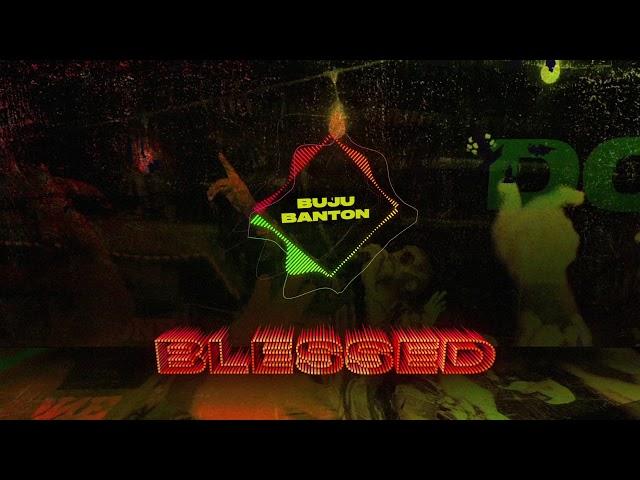 Buju Banton | Blessed (Official Audio) | Upside Down 2020
