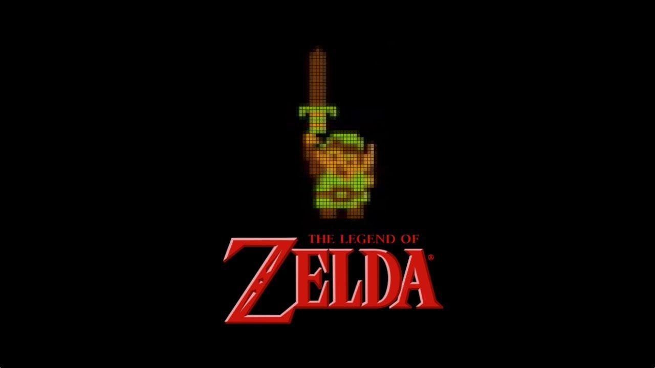 Stop-Motion: Excel Zelda - Spreadsheet Animation - YouTube