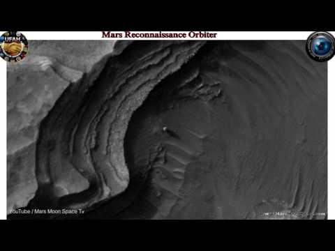 Nasa satellite picks up image of bizarre white sphere on Mars