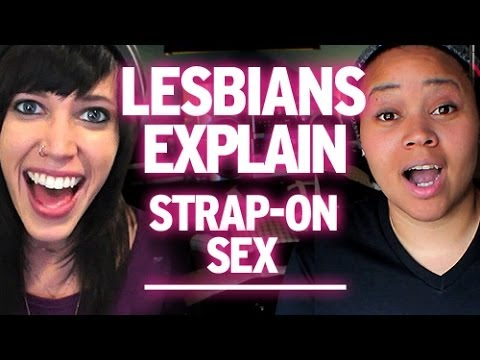 Big Titty Lesbians Wear Strap-on Dildo's and Fuck to Orgasm from YouTube · Duration:  6 minutes