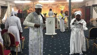 Sermon by Ajagun Emmanuel 081219