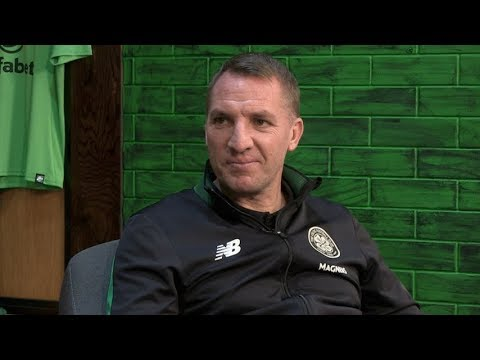 Celtic FC - The Locker Room Special: Brendan Rodgers