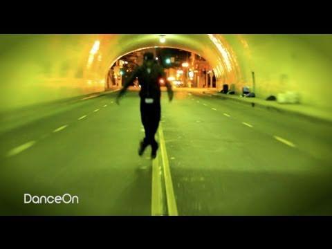 "Memphis Jookin' – Charles ""Lil Buck"" Riley dancing in tunnel to LYNX ""Burning Bone"" on YouTube"