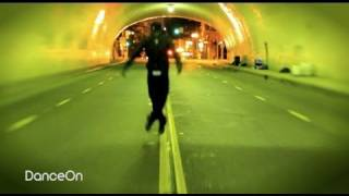 "Lil Buck Dance in Tunnel to LYNX ""Burning Bone"""