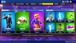BOUTIQUE FORTNITE du 28 Mars 2019 ! ITEM SHOP March 28 2019 !