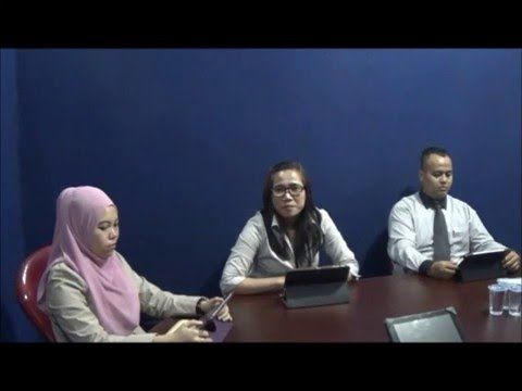 Indonesian Divorce Trial; Without the presence of the defendant