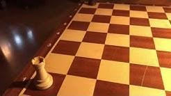 Turm Schach Figur Der Turm Schachfigur Bewegung Schach spielen lernen Schach Regeln Anleitung