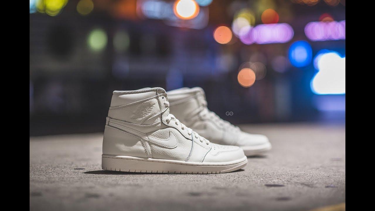 b674825542dc Review   On-Feet  Air Jordan 1 Retro High OG