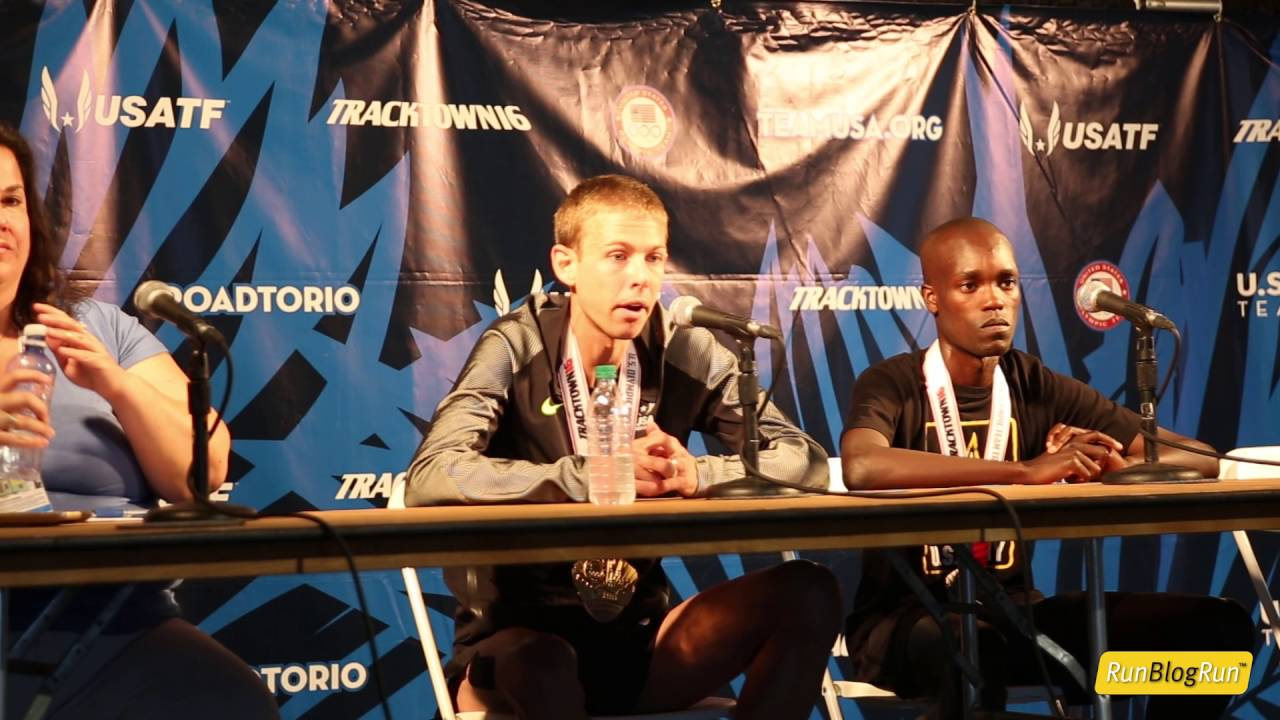 Galen Rupp @ 2016 USA Olympic Trials
