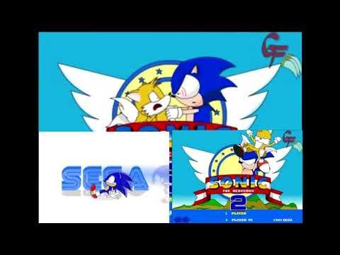 [REUPLOAD] [500 Subs Special] I am Sega Sparta Hyper Remix V2
