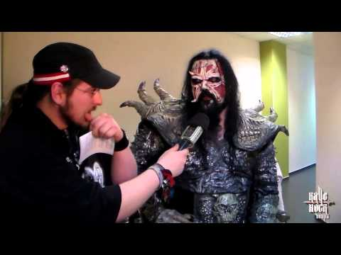 Lordi - Interview with Kalle-Rock.de - 14.04.2013