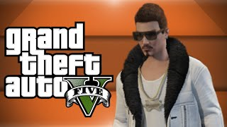 GTA 5! - WELCOME TO THE COMEDY CLUB! (Grand Theft Auto 5 Funny Moments w/ Tutorial)