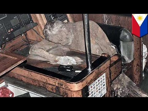 Mummified body of German sailor found inside yacht drifting in Philippine waters - TomoNews