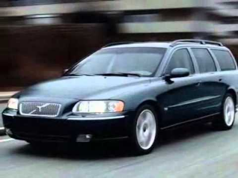 2007 Volvo V70 2.5T Wagon - Winston-Salem, NC - YouTube