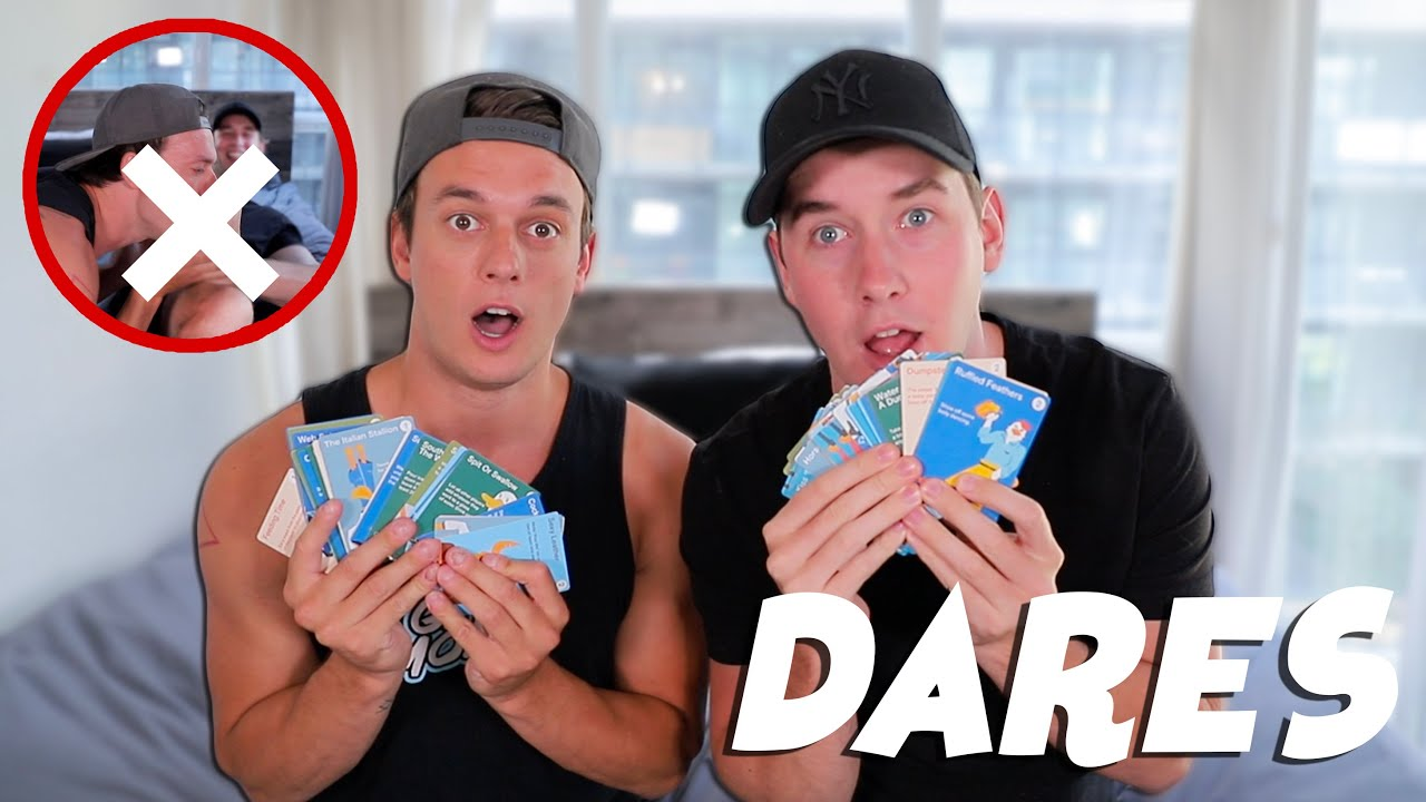 YOU WON'T BELIEVE I DID THIS DARE! | Ft. Jordan | AbsolutelyBlake