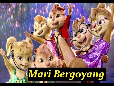 Cintya Saskara - Mari Bergoyang (chipmunk version)